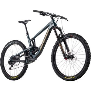 Santa Cruz Bicycles Nomad Carbon C R Complete Mountain Bike - 2018