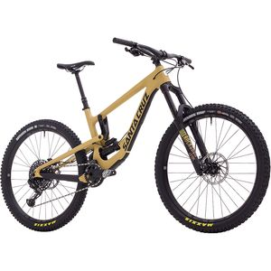 Santa Cruz Bicycles Nomad Carbon C S Complete Mountain Bike - 2018