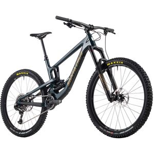 Santa Cruz Bicycles Nomad Carbon CC X01 RCT Air Complete Mountain Bike - 2018