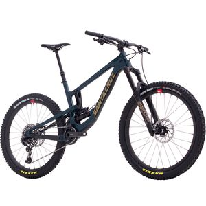 Santa Cruz Bicycles Nomad Carbon CC X01 Reserve RCT Air Mountain Bike - 2018