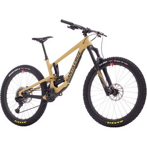 Santa Cruz Bicycles Nomad Carbon CC XX1 Reserve RCT Air Complete Mountain Bike - 2018