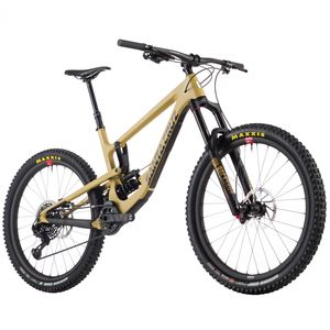 Santa Cruz Bicycles Nomad Carbon CC XX1 Reserve RCT Coil Complete Mountain Bike - 2018