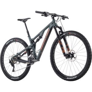 Santa Cruz Bicycles Tallboy Carbon CC 29 XT Complete Mountain Bike - 2017
