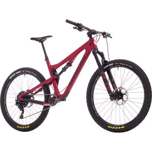 Santa Cruz Bicycles 5010 2.1 Carbon XE Complete Mountain Bike - 2018