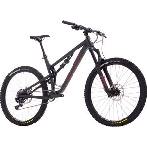 Santa Cruz Bicycles Bronson 2.0 R Complete Mountain Bike - 2018