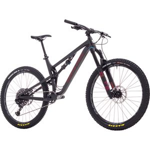 Santa Cruz Bicycles Bronson 2.1 S Complete Mountain Bike - 2018