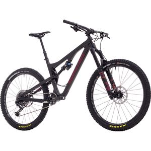 Santa Cruz Bicycles Bronson 2.1 Carbon CC X01 Eagle Complete Mountain Bike - 2018
