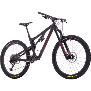 Santa Cruz Bicycles Bronson 2.1 Carbon CC X01 Eagle Reserve Mountain Bike - 2018