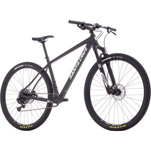 Santa Cruz Bicycles Highball 29 Carbon R Complete Mountain Bike - 2018