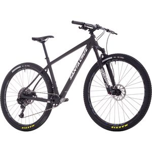 Santa Cruz Bicycles Highball 29 Carbon S Complete Mountain Bike - 2018