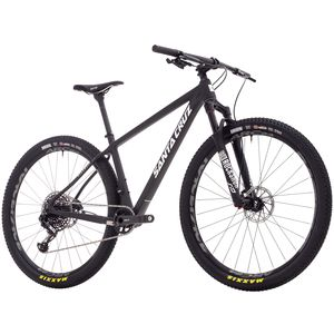 Santa Cruz Bicycles Highball 29 Carbon CC X01 Eagle Complete Mountain Bike - 2018