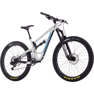Santa Cruz Bicycles Hightower Carbon 27.5+ R Complete Mountain Bike - 2018