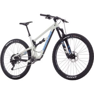 Santa Cruz Bicycles Hightower Carbon 29 XE Complete Mountain Bike - 2018