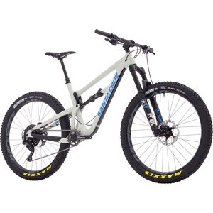 Santa Cruz Bicycles Hightower Carbon 27.5+ XE Complete Mountain Bike - 2018