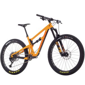 santa cruz bicycles hightower carbon cc 275 x01 eagle complete mountain bike 2018 - Mountain Bike Frames
