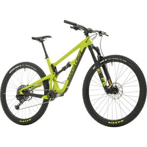 Santa Cruz Bicycles Hightower LT Carbon 29 S Complete Mountain Bike - 2018
