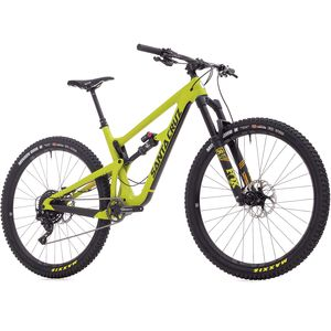 Santa Cruz Bicycles Hightower LT Carbon 29 XE Complete Mountain Bike - 2018