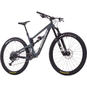 Santa Cruz Bicycles Hightower LT Carbon CC 29 X01 Eagle Complete Mountain Bike - 2018