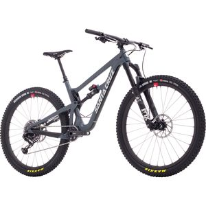 Santa Cruz Bicycles Hightower LT Carbon CC 29 X01 Eagle Reserve Complete Mountain Bike - 2018