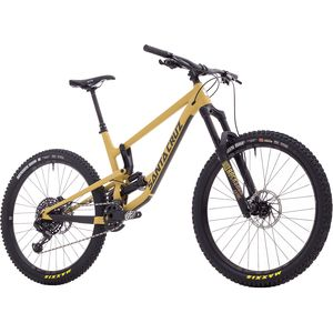 Santa Cruz Bicycles Nomad S Complete Mountain Bike - 2018