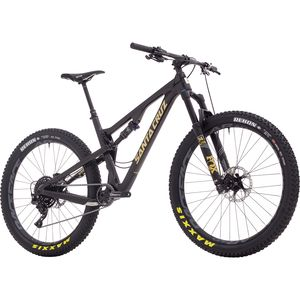 Santa Cruz Bicycles Tallboy Carbon 27.5+ XE Complete Mountain Bike - 2018