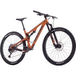 Santa Cruz Bicycles Tallboy Carbon CC 29 X01 Eagle Complete Mountain Bike - 2018