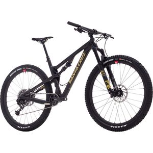 Santa Cruz Bicycles Tallboy Carbon CC 29 X01 Eagle Reserve Complete Mountain Bike - 2018