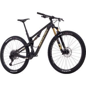 Santa Cruz Bicycles Tallboy Carbon CC 29 XX1 Eagle Complete Mountain Bike - 2018