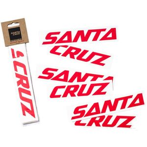 Santa Cruz Bicycles Custom Downtube Decal