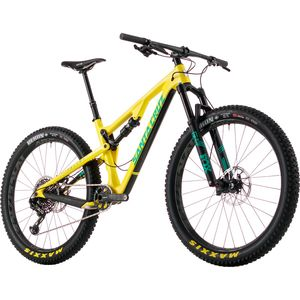 Santa Cruz Bicycles Tallboy Carbon CC 27.5+ & 29 X01 Eagle Mountain Bike Package - 2017