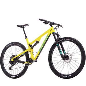 Santa Cruz Bicycles Tallboy Carbon GX Eagle Complete Mountain Bike - 2017