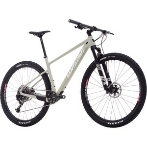 Santa Cruz Bicycles Carbon CC X01 Eagle Mountain Bike - 2019