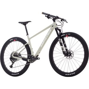 Santa Cruz Bicycles Carbon CC X01 Eagle Reserve Mountain Bike - 2019