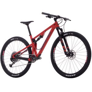Santa Cruz Bicycles Blur Carbon CC X01 Eagle Mountain Bike - 2019