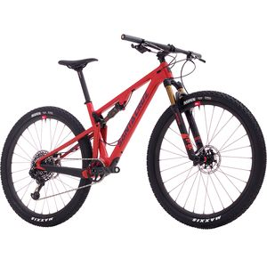 Santa Cruz Bicycles Blur Carbon CC XX1 Eagle Reserve Mountain Bike - 2019