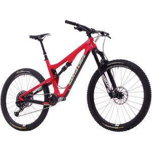 Santa Cruz Bicycles 5010 Carbon CC GX Eagle Complete Mountain Bike - 2017