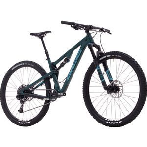 Santa Cruz Bicycles Tallboy 29 Carbon R Complete Mountain Bike