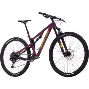 Santa Cruz Bicycles 29 Carbon R Mountain Bike - 2019