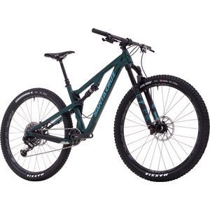 Santa Cruz Bicycles 29 Carbon CC X01 Eagle Mountain Bike - 2019