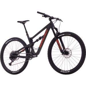 Santa Cruz Bicycles Carbon R Mountain Bike - 2019