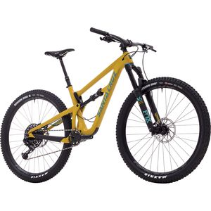 Santa Cruz Bicycles Hightower Carbon S Mountain Bike - 2019