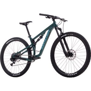 Santa Cruz Bicycles Tallboy 29 D Complete Mountain Bike