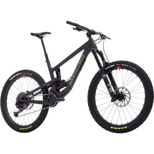 Santa Cruz Bicycles Nomad Carbon S Reserve Complete Mountain Bike