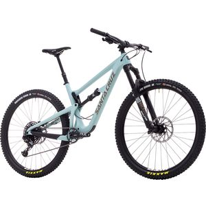 Santa Cruz Bicycles Hightower LT Carbon R Complete Mountain Bike