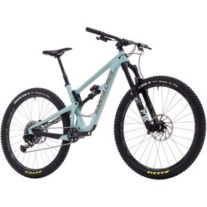 Santa Cruz Bicycles Hightower LT Carbon CC X01 Eagle Complete Mountain Bike