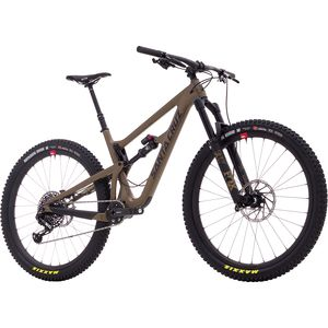 Santa Cruz Bicycles Hightower LT Carbon CC X01 Eagle Reserve Complete Mountain Bike
