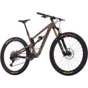 Santa Cruz Bicycles Hightower LT Carbon CC XX1 Eagle Reserve Complete Mountain Bike
