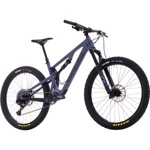Santa Cruz Bicycles Carbon 27.5+ R Mountain Bike