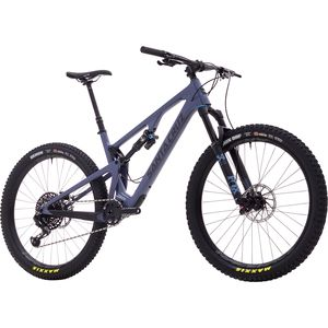 Santa Cruz Bicycles 5010 Carbon 27.5+ S Complete Mountain Bike