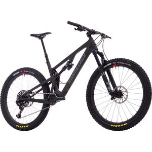 Santa Cruz Bicycles 5010 Carbon 27.5+ S Reserve Complete Mountain Bike